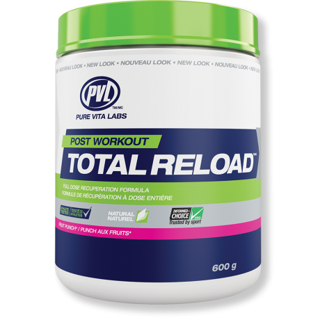 PVL - Total Reload / 600 gr