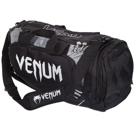 Спортен Сак - Venum Trainer Lite Sport Bag - Black/Grey