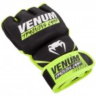 ММА ръкавици - Venum Training Camp 2.0 MMA Gloves - Black/Neo Yellow​