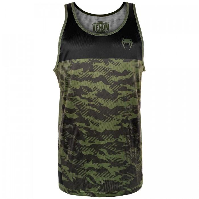 Потник - Venum Trooper Tank Top - Forest Camo/Black