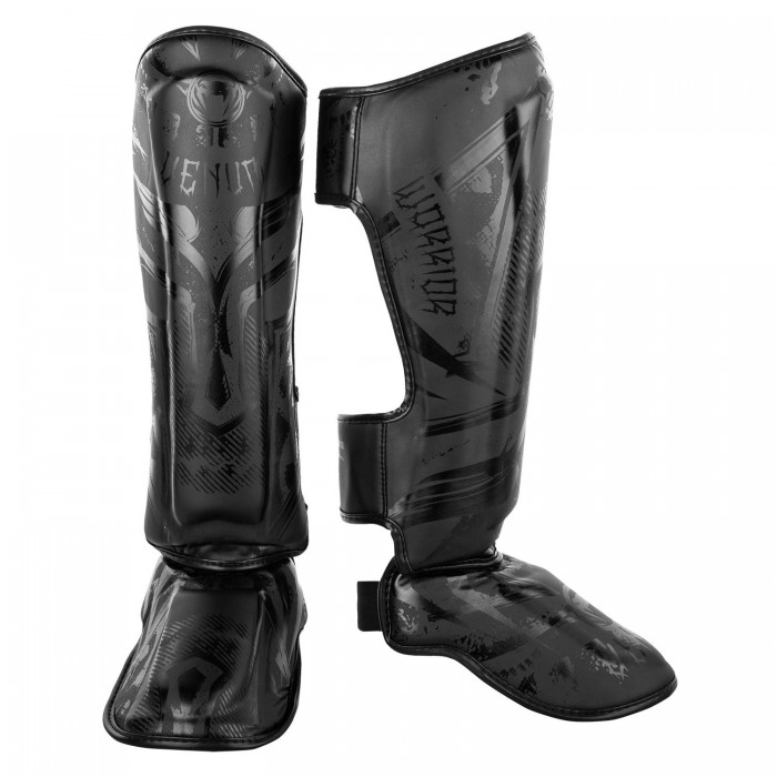 Протектори за крака - Venum Gladiator 3.0 Shinguards - Matte Black​
