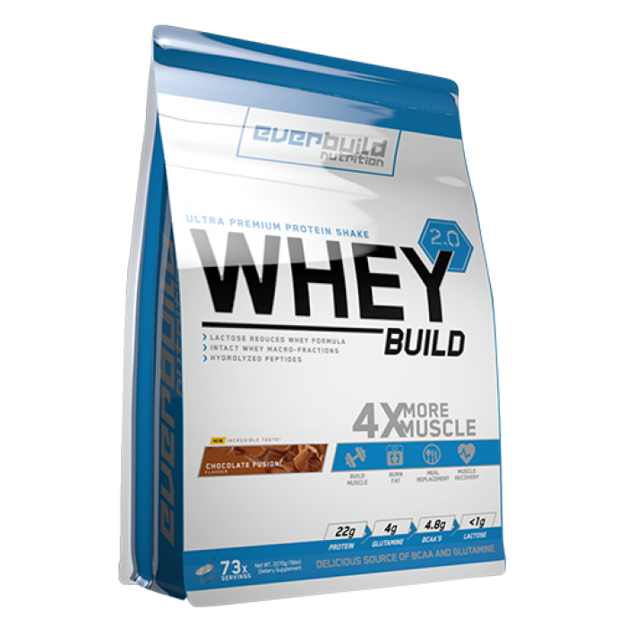EVERBUILD Whey Build 2.0 / 2270gr.