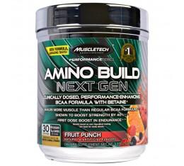 MuscleTech - Amino Build Next Gen / 270 gr.