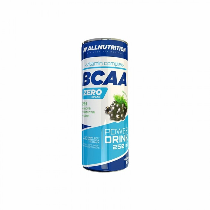 Allnutrition BCAA Power Drink 24 x 250ml