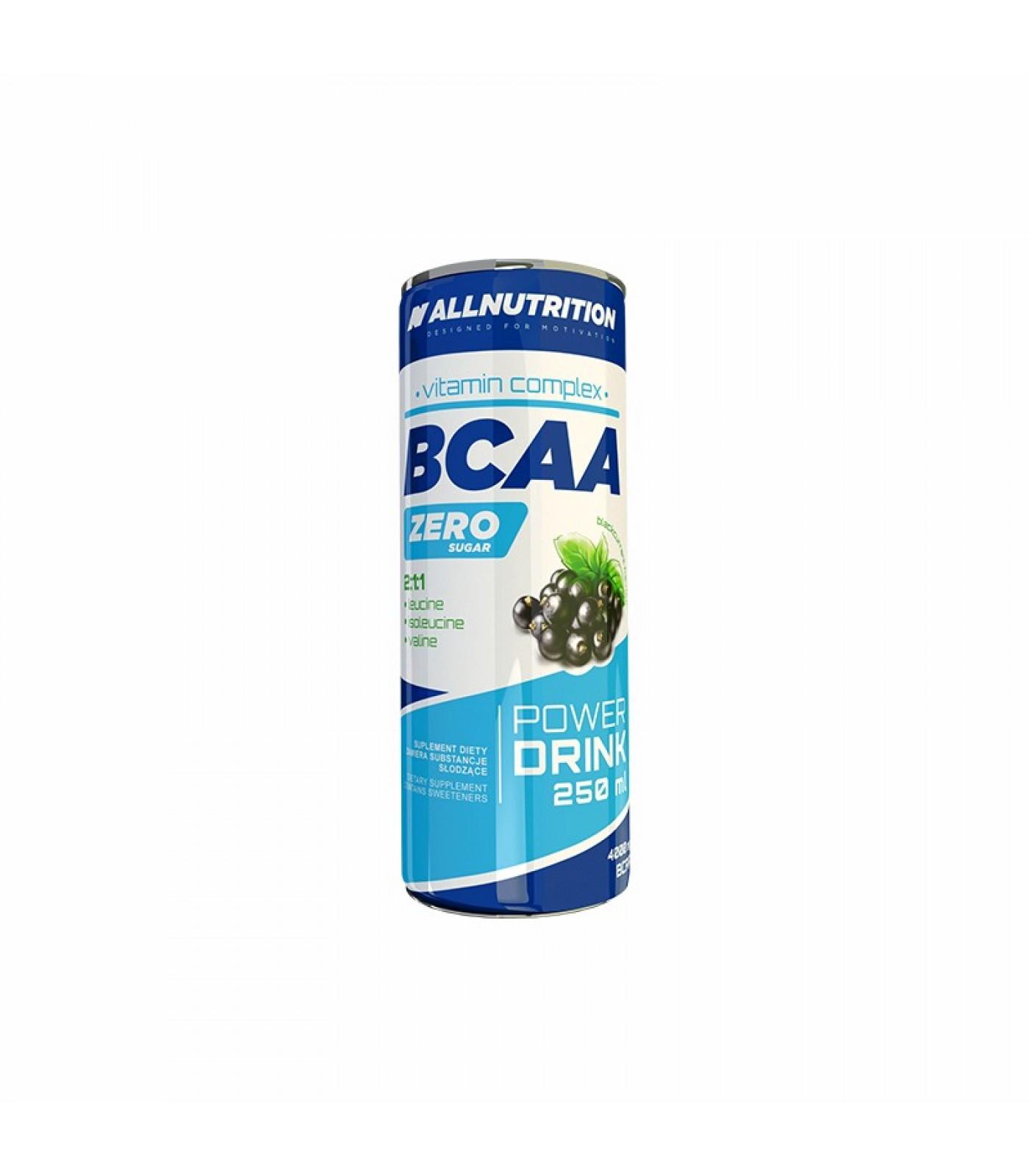 Allnutrition BCAA Power Drink 24 x 250ml