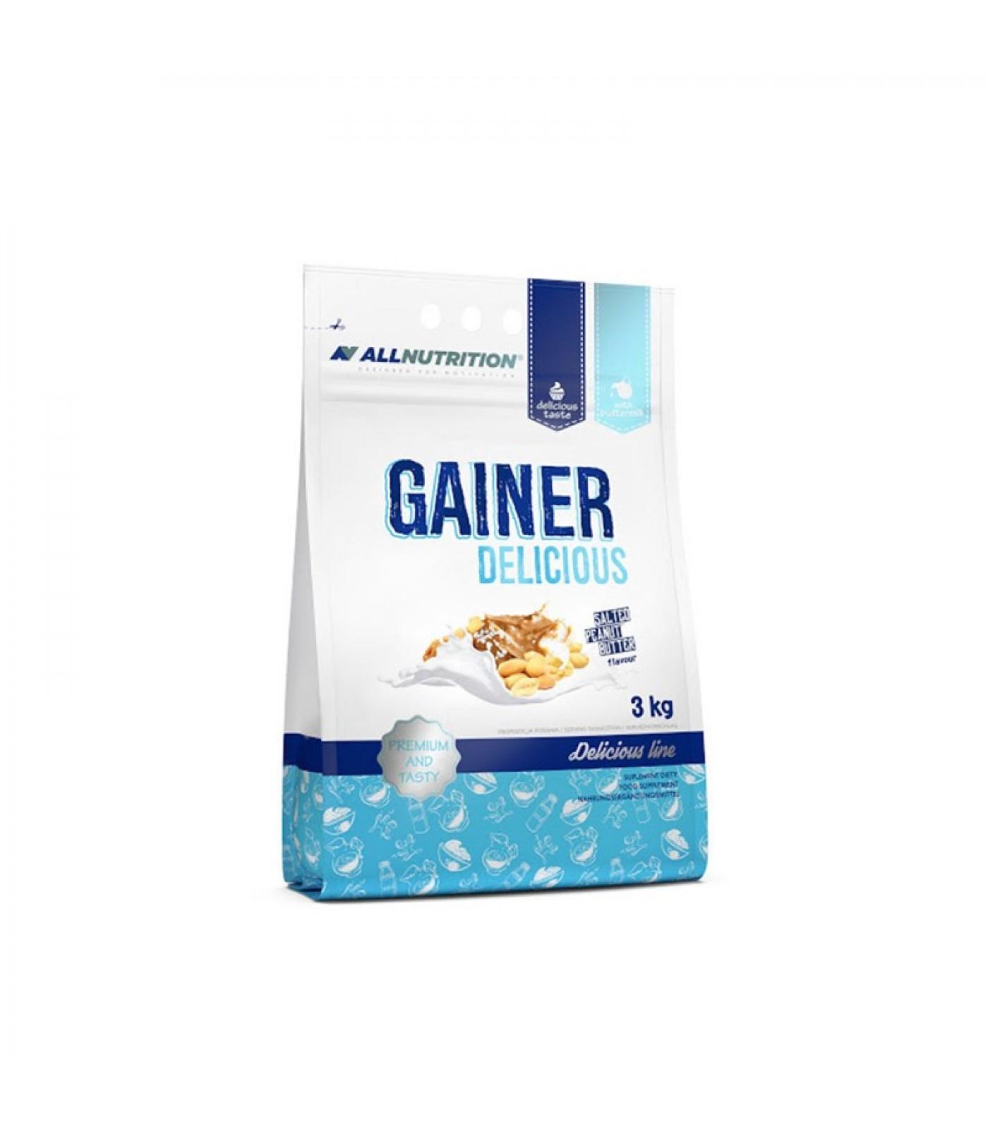 Allnutrition Gainer Delicious / 1000g