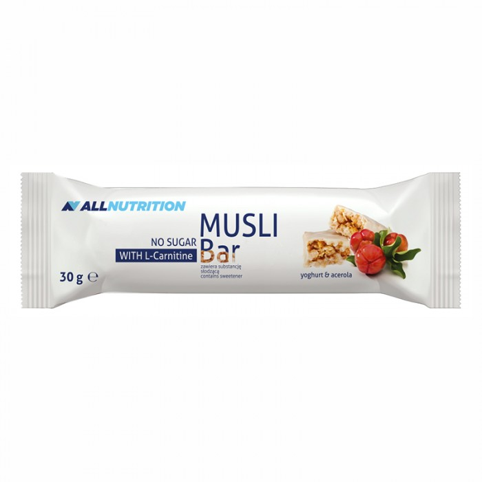 Allnutrition Musli Bar + L-Carnitine