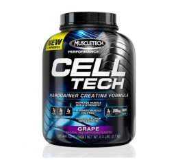 MuscleTech - Cell Tech Performance / 2700 gr. Хранителни добавки, Креатинови продукти, Креатинови Матрици, Хранителни добавки на промоция