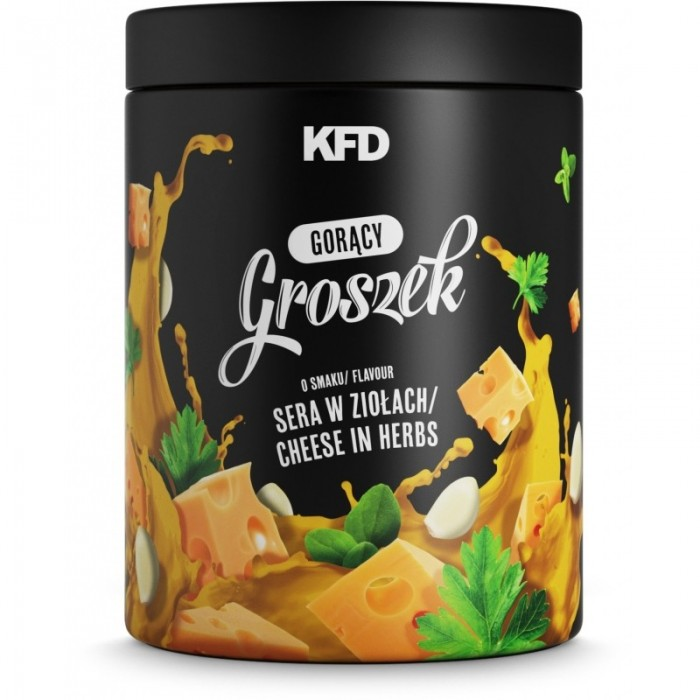 KFD Pea Protein Isolate