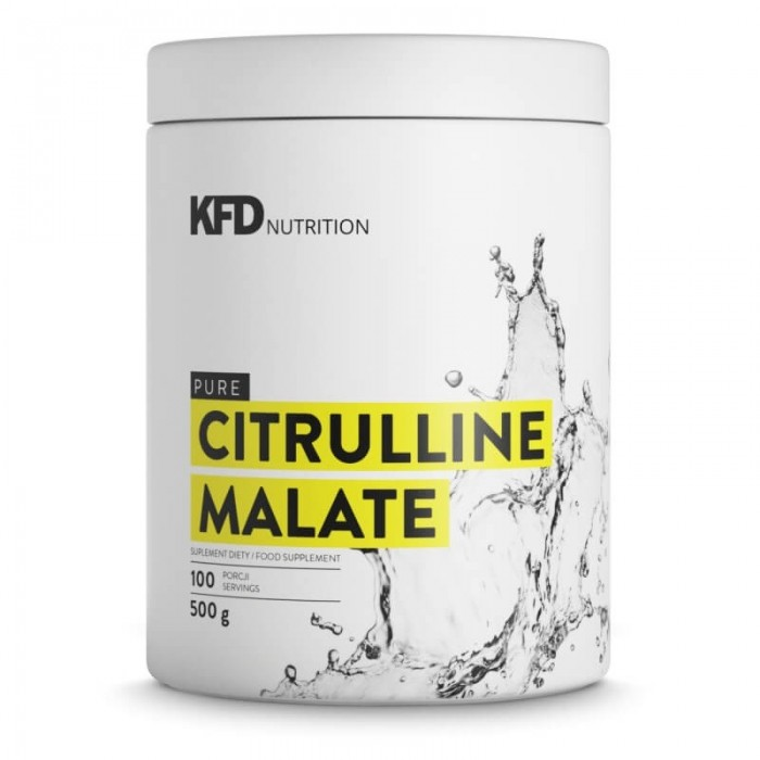 KFD Pure Citrulline Malate