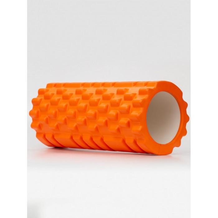 ORION Масажен уред FOAM ROLLER 33см (оранжев)
