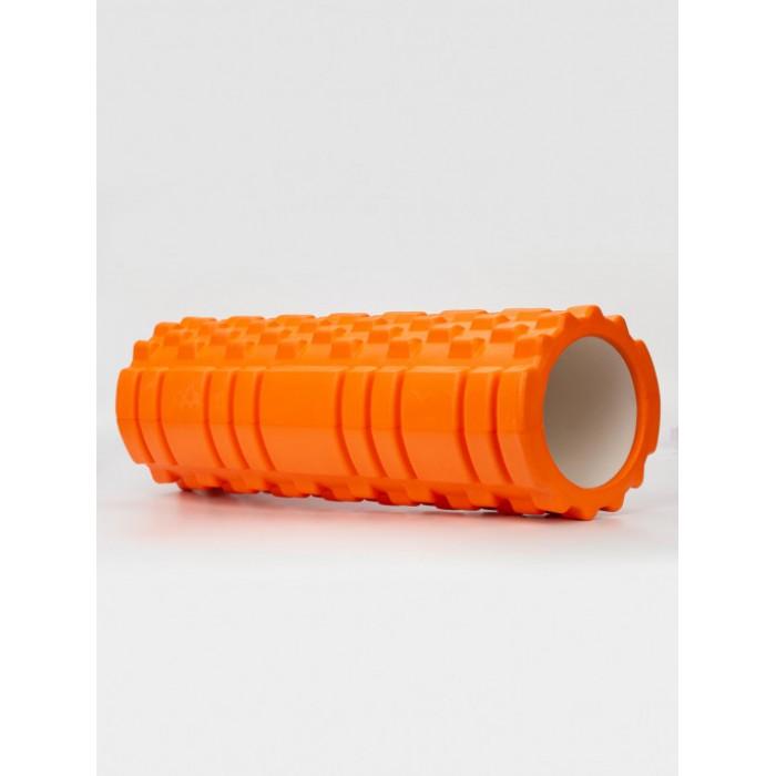 ORION Масажен уред FOAM ROLLER 45см (оранжев)