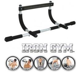 Iron Gym - Лост За Врата - Express Фитнес аксесоари, Тежести, лостове и др.