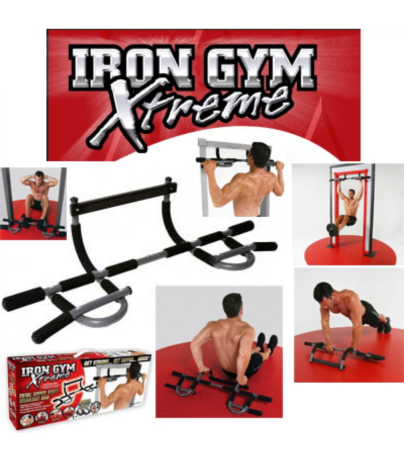 Iron Gym - Лост За Врата - Xtreme