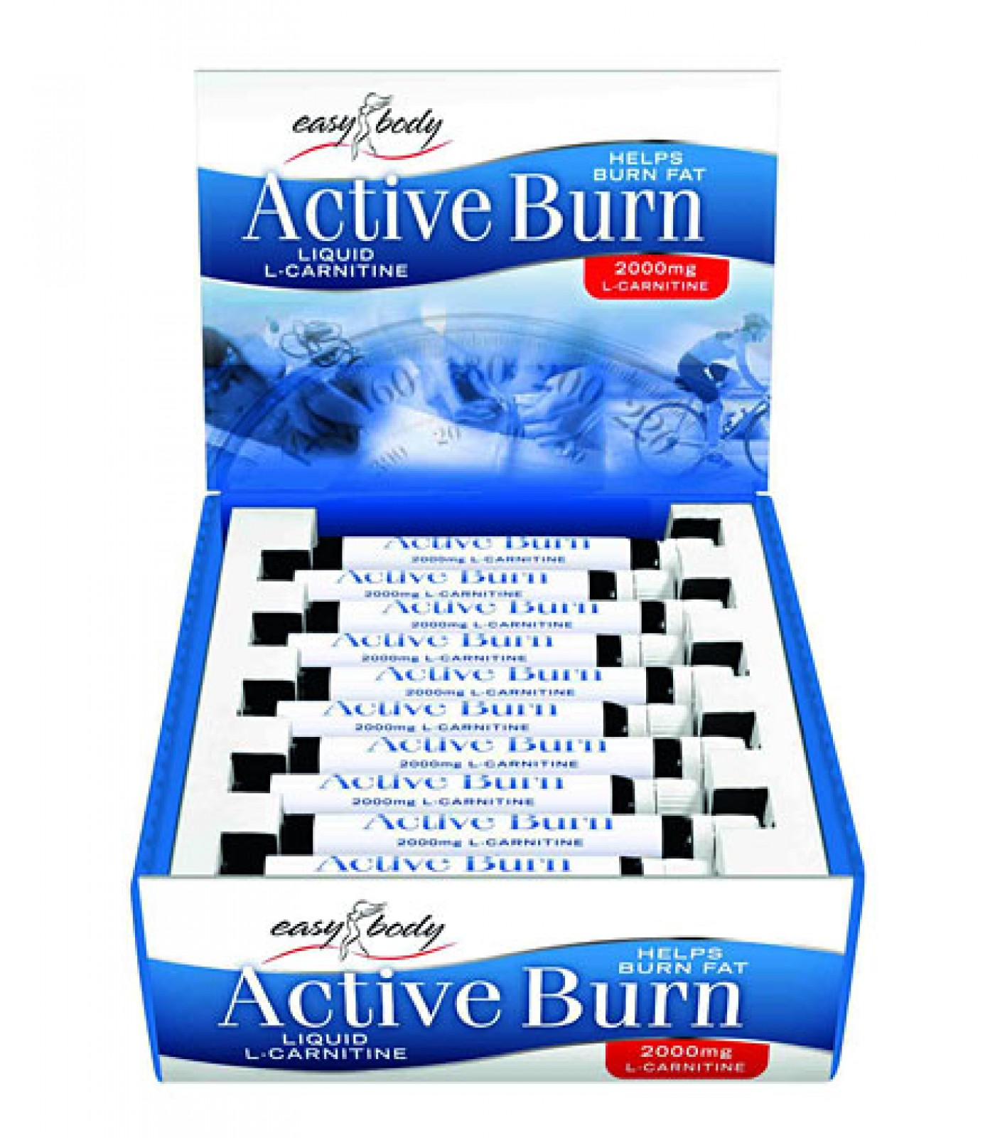 QNT - Easybody Active Burn / 20x25 ml.