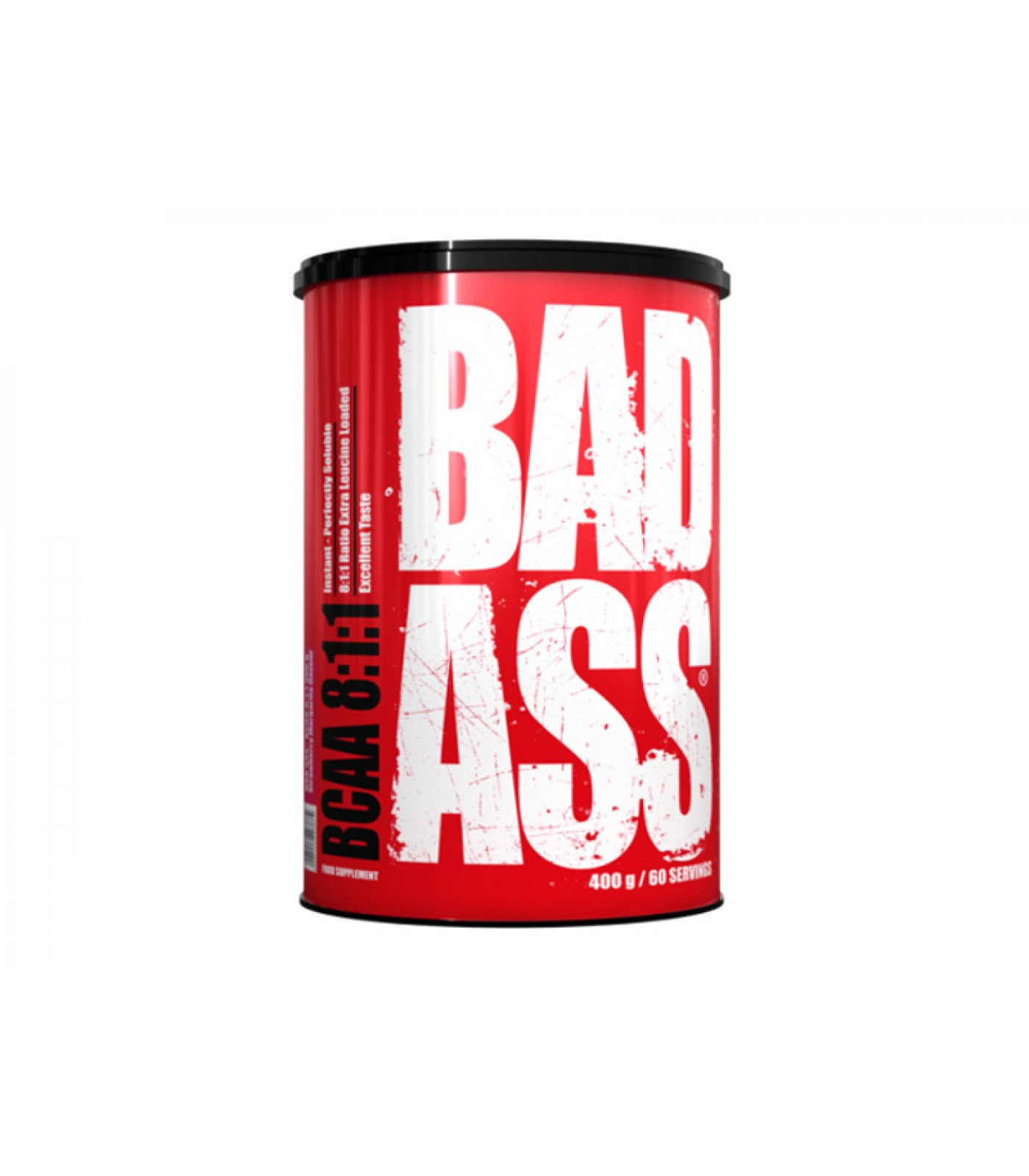 BAD ASS - BAD ASS / BCAA 8:1:1
