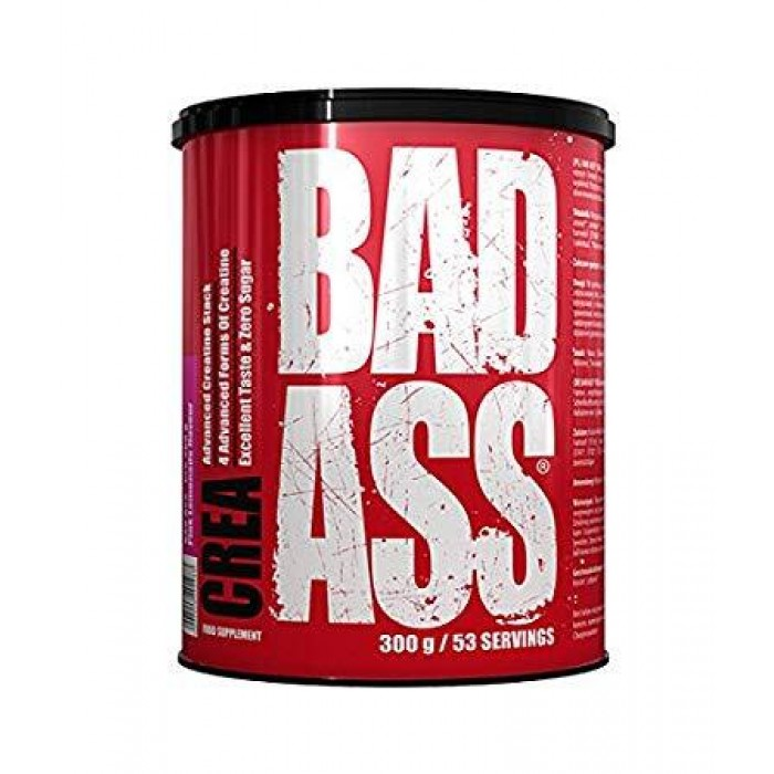 BAD ASS - BAD ASS / Crea