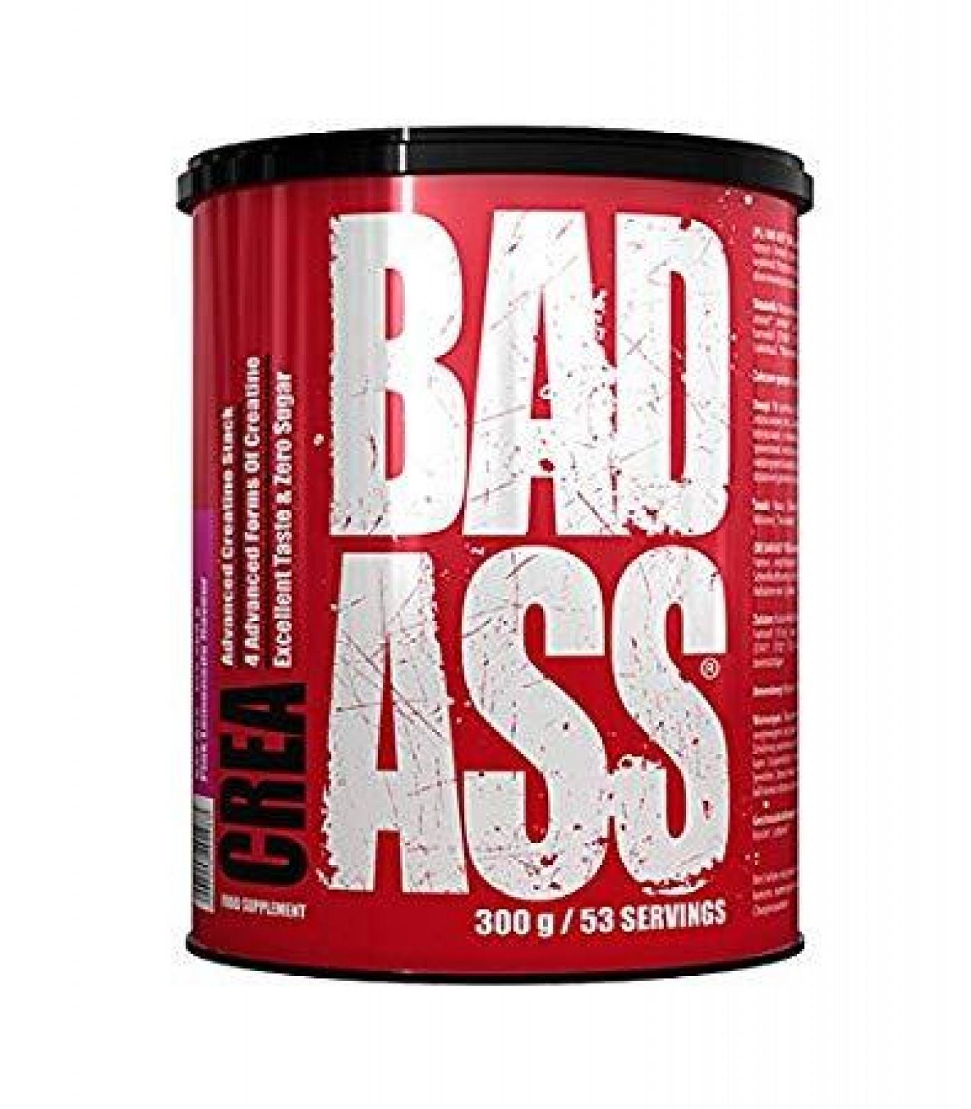 BAD ASS - BAD ASS / Crea