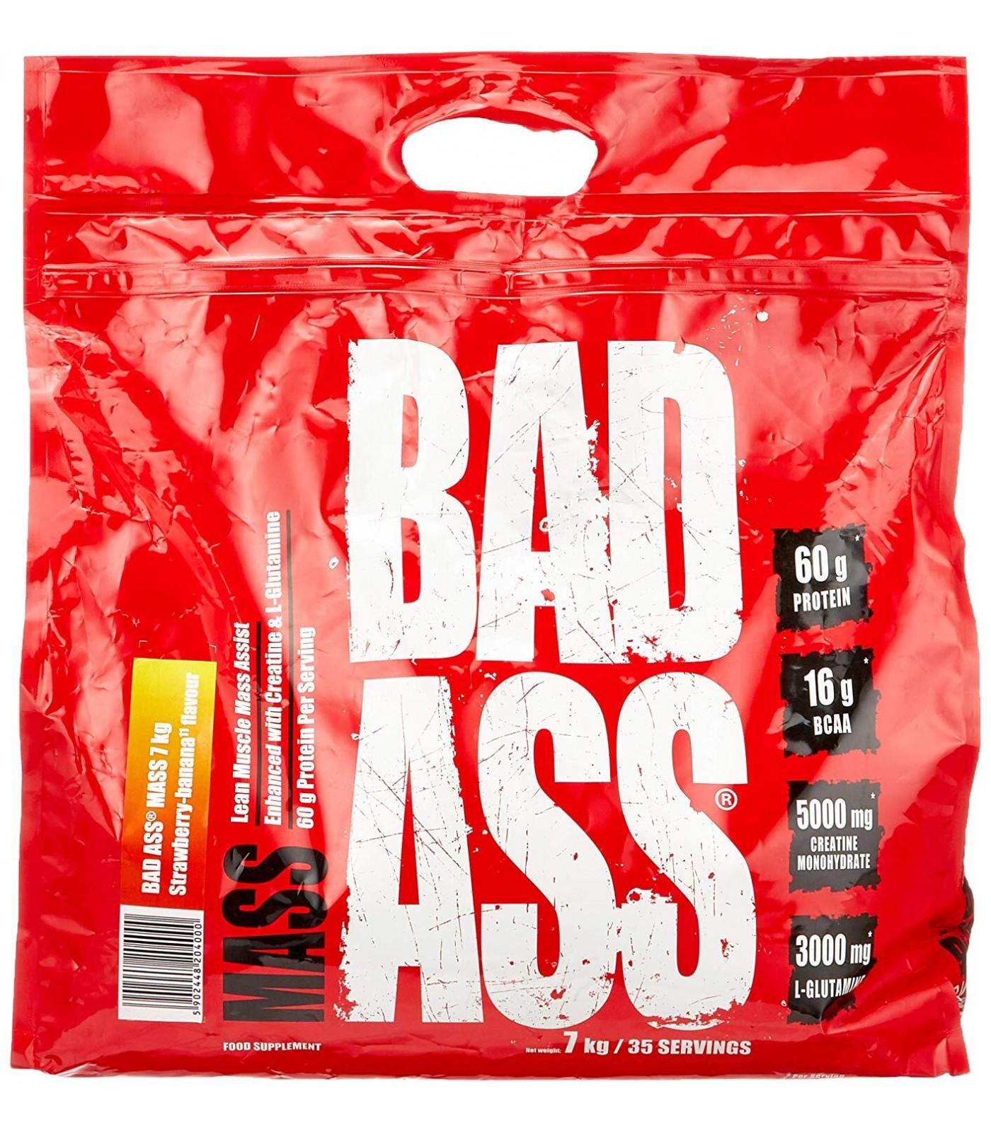 BAD ASS - BAD ASS / Mass
