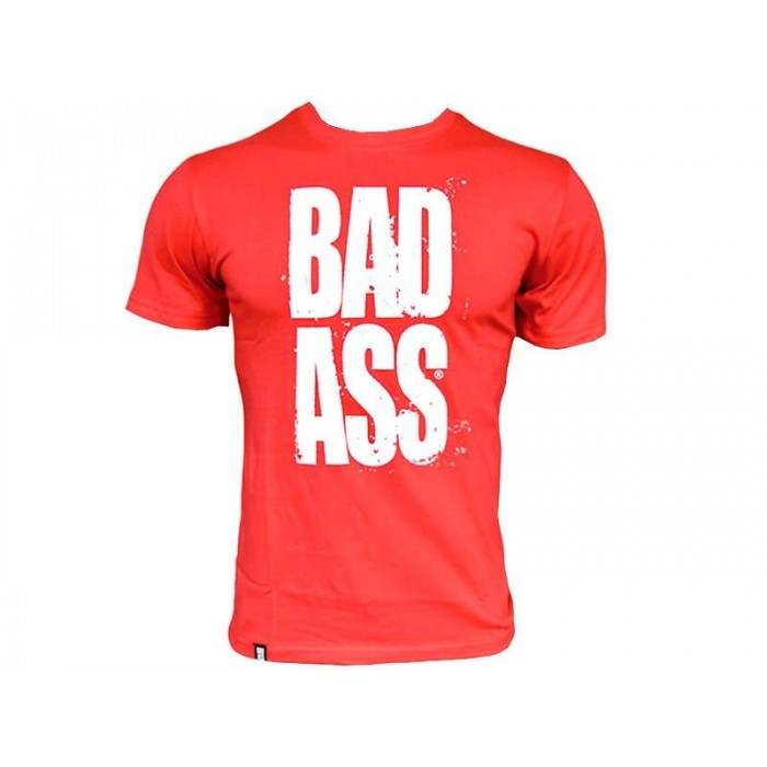 BAD ASS - BAD ASS / T-Shirt Logo