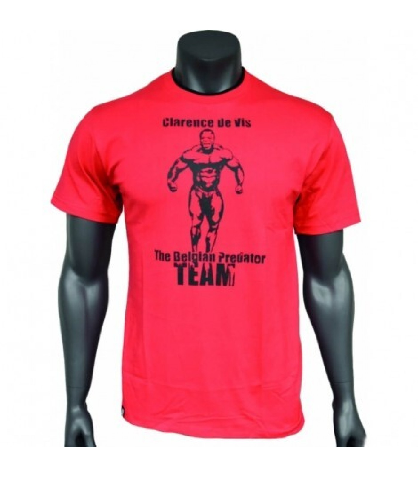 BAD ASS - BAD ASS / T-Shirt Clarence De Vis