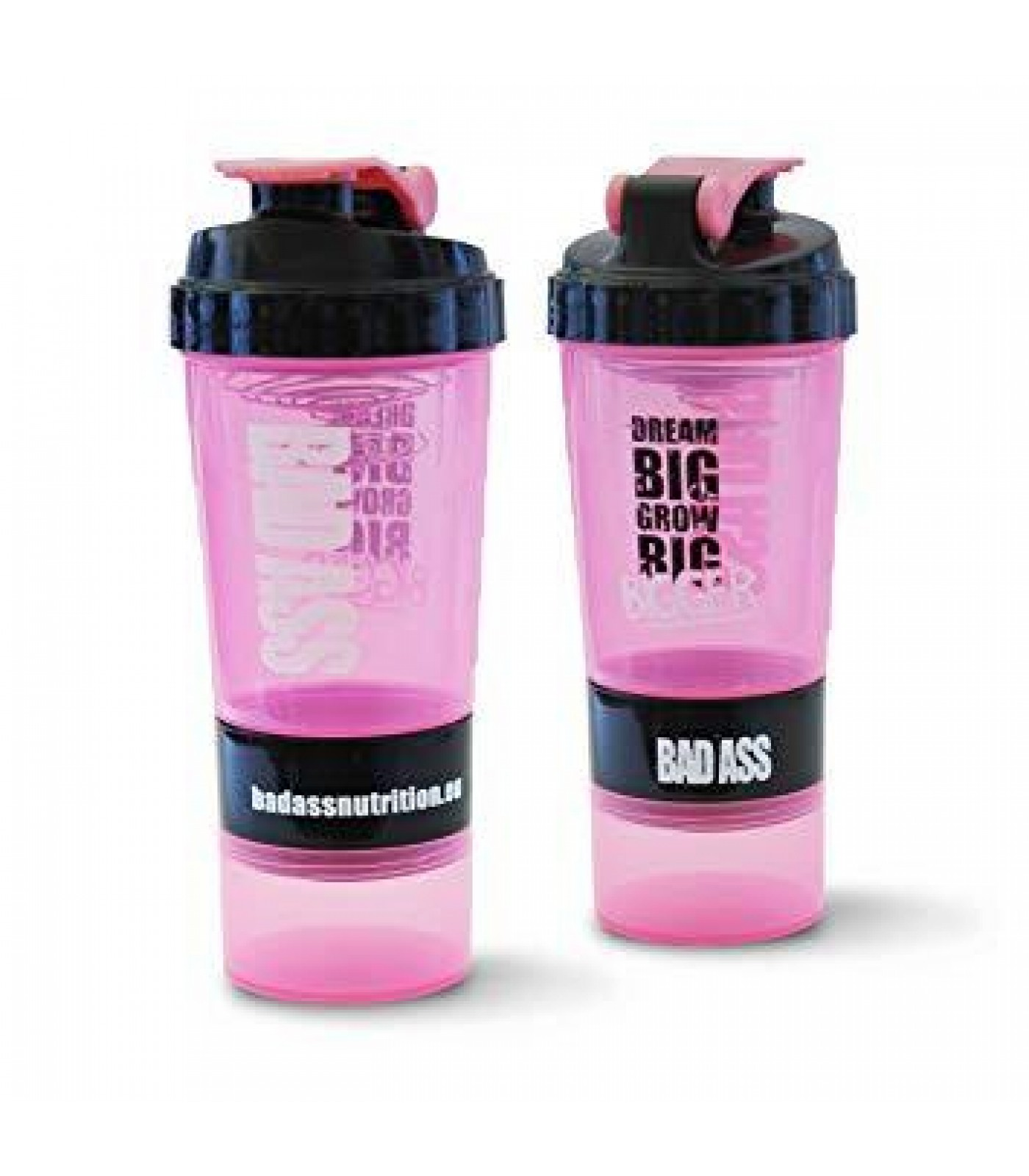 BAD ASS - BAD ASS / Shaker / Dream Big