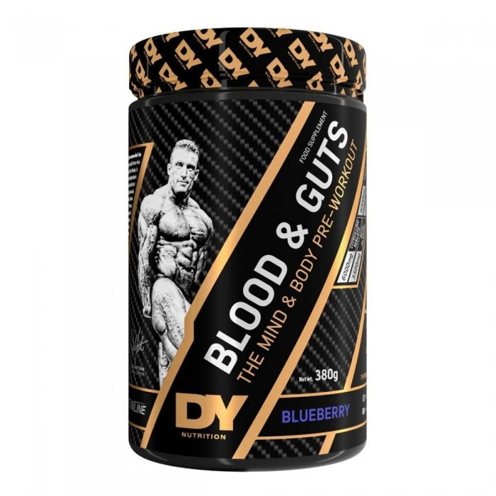 Dorian Yates Nutrition - Blood And Guts