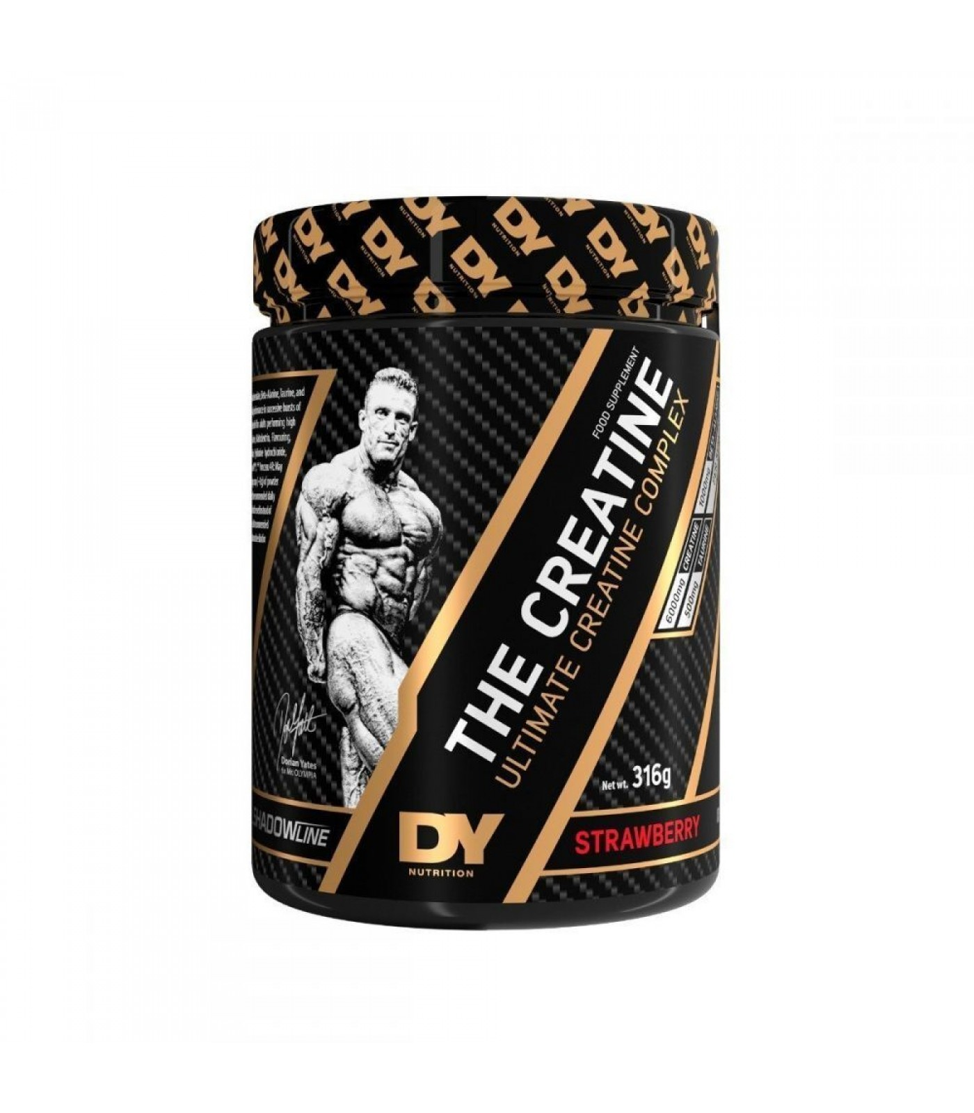Dorian Yates Nutrition - The Creatine