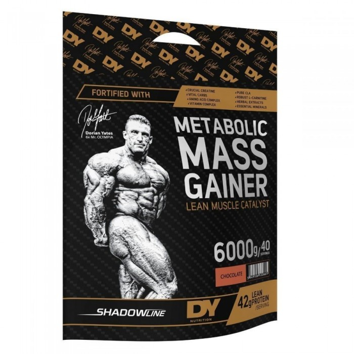 Dorian Yates Nutrition - Metabolic Mass Gainer
