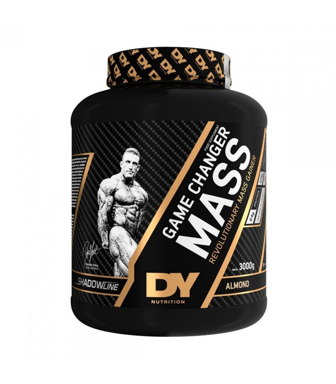 Dorian Yates Nutrition - Game Changer Mass