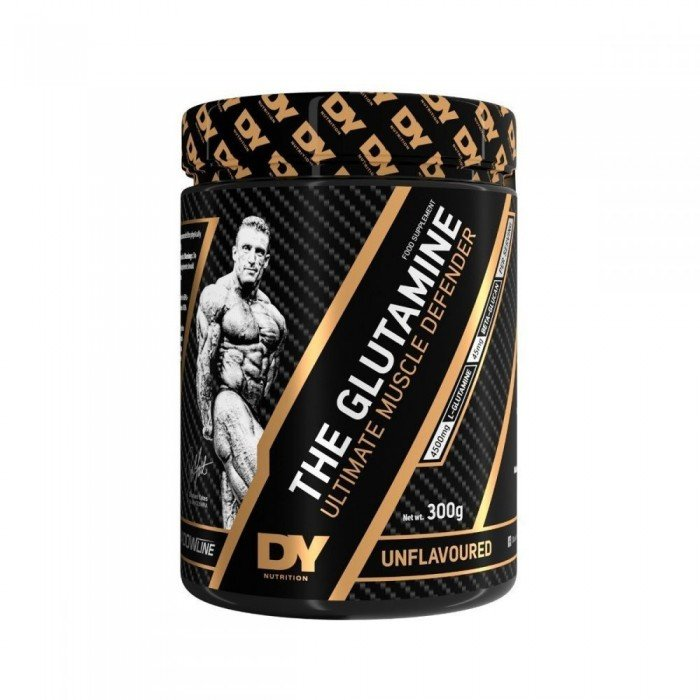 Dorian Yates Nutrition - The Glutamine