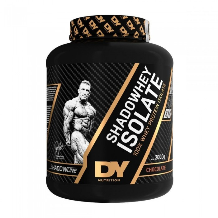 Dorian Yates Nutrition - ShadoWhey Isolate