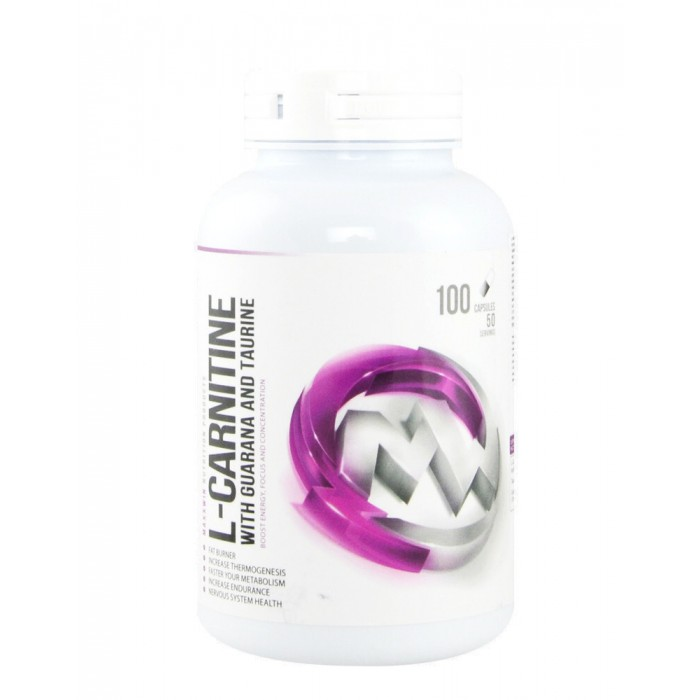 MAXXWIN - L-Carnitine With Guarana and Taurine