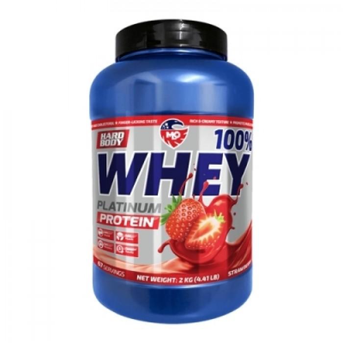 MLO 100% Whey Platinum Protein / 2000gr