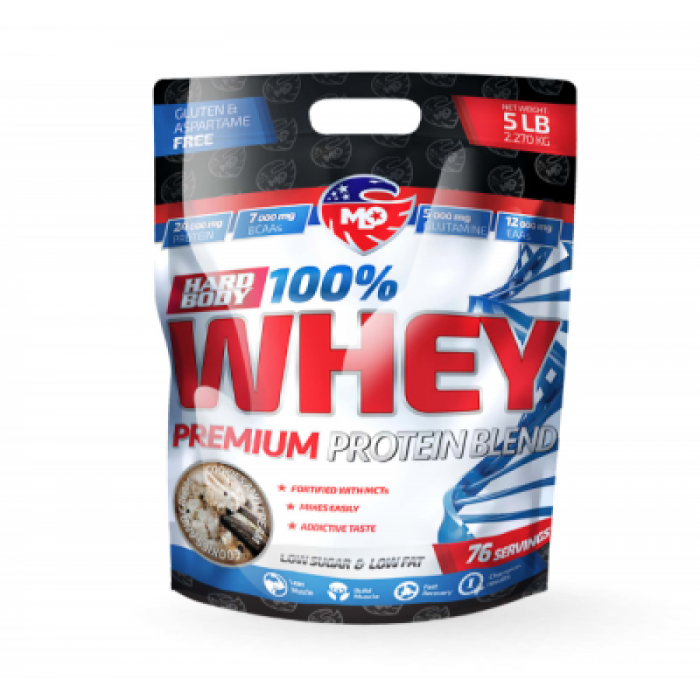 MLO 100% Whey Premium Protein Blend 2270 гр