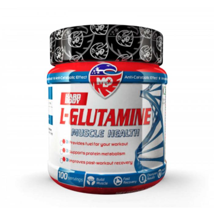 MLO L-Glutamine 500 гр