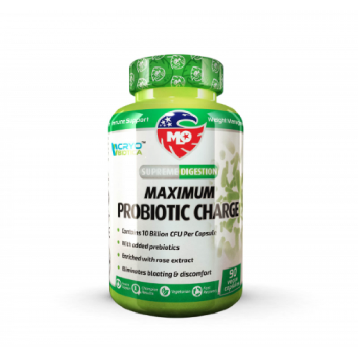 MLO Maximum Probiotic Charge 90 капсули