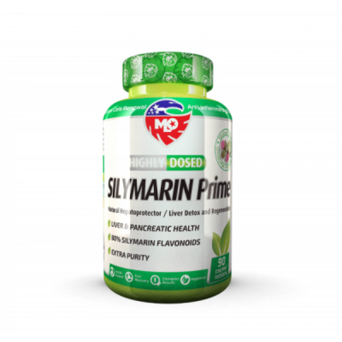 MLO Silymarin Prime 90 таблетки
