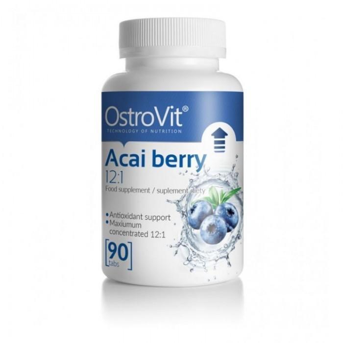 OstroVit - Acai Berry 12:1 500 mg / 90tabs.