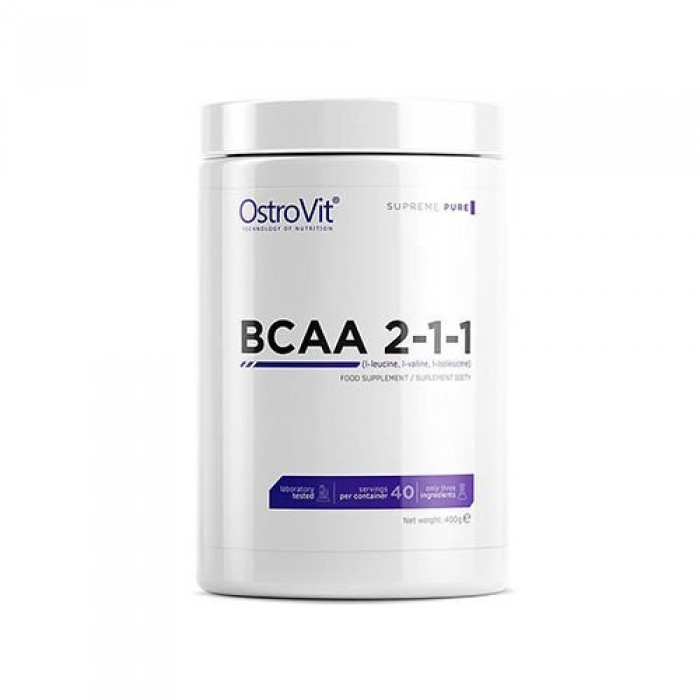 OstroVit - BCAA 2:1:1 Powder / 400 g