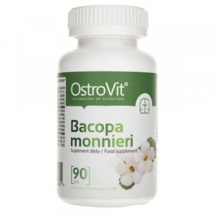 OstroVit - Bacopa Monnieri / 90tabs.