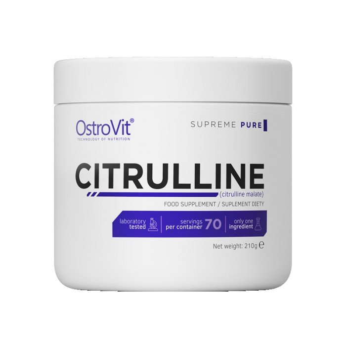 OstroVit - Citrulline Malate Powder​ / 210g.