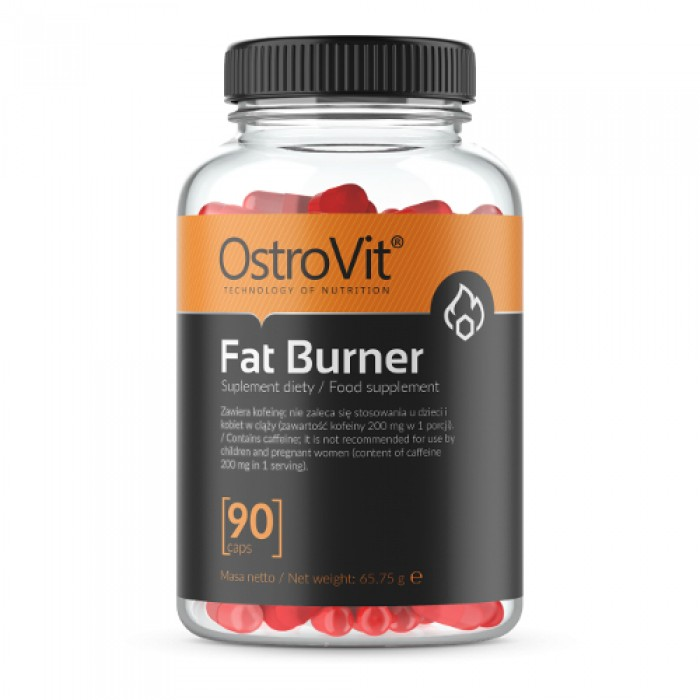 OstroVit - Fat Burner / 90 tab