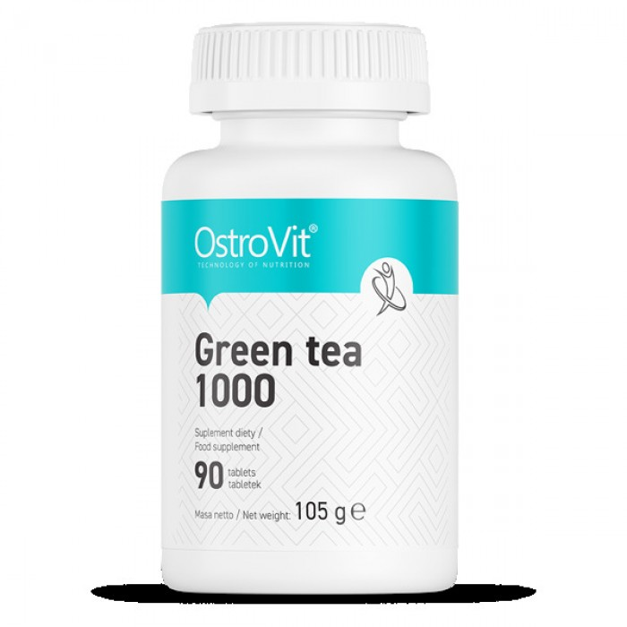 OstroVit - Green Tea 1000 / 90tabs.