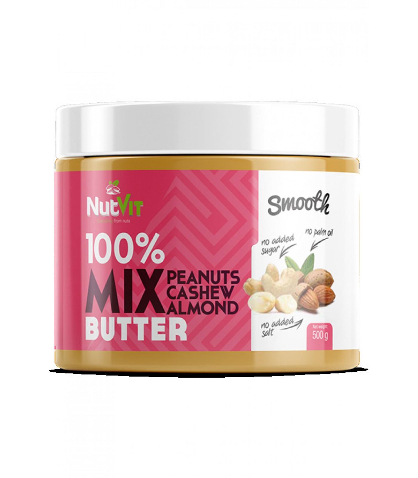 OstroVit - Nut Butter Mix / 500gr.