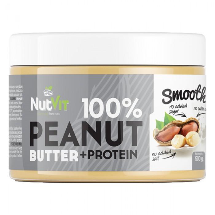 OstroVit - Peanut Butter + Protein / 500gr.