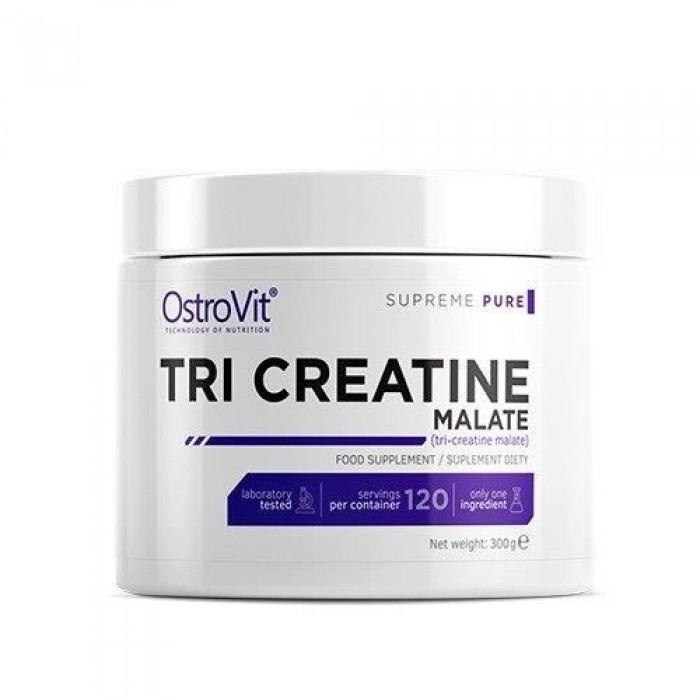 OstroVit - Tri Creatine Malate / TCM 1000 / 300tabs.