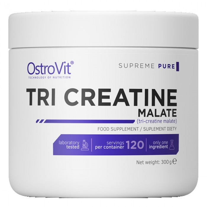 OstroVit - Tri Creatine Malate Powder​ / 300g.