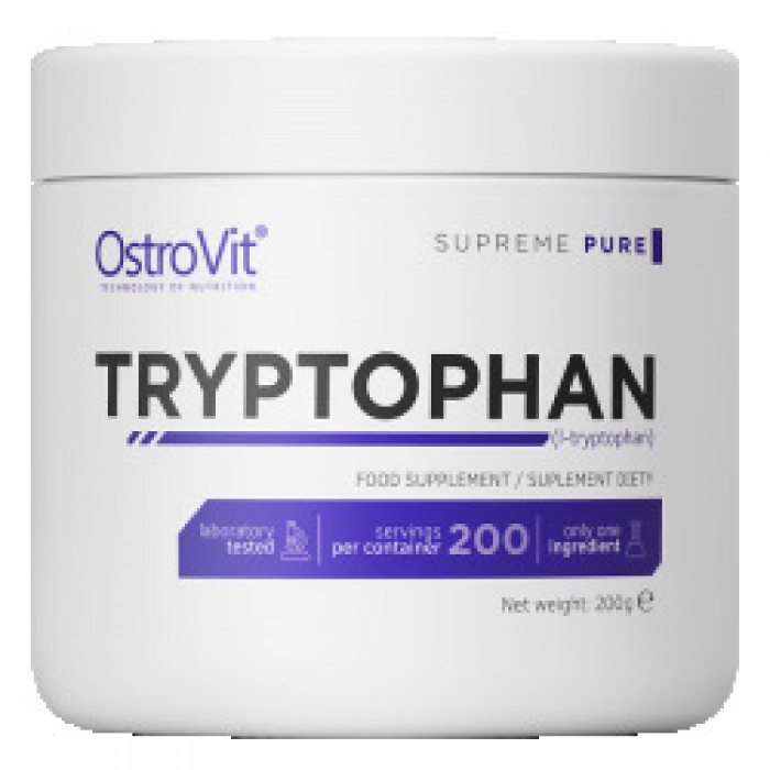 OstroVit - Tryptophan Powder / 200g.