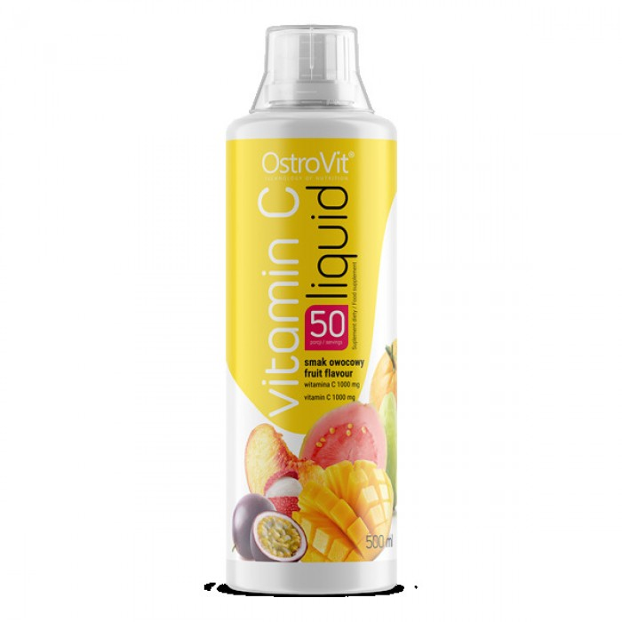OstroVit - Vitamin C Liquid / 500ml.